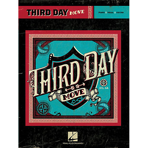 Hal Leonard Third Day - Move PVG Songbook