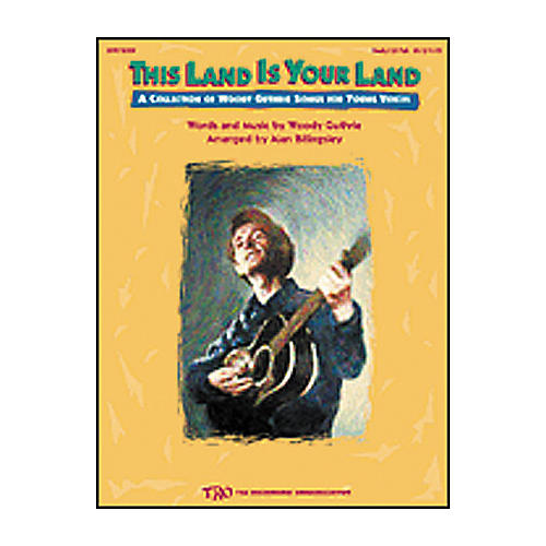Hal Leonard This Land is Your Land - A Collection of Woodie Guthrie Songs CD