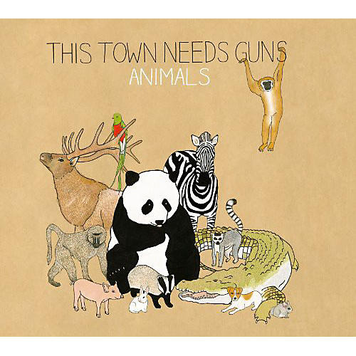 Alliance This Town Needs Guns - Animals