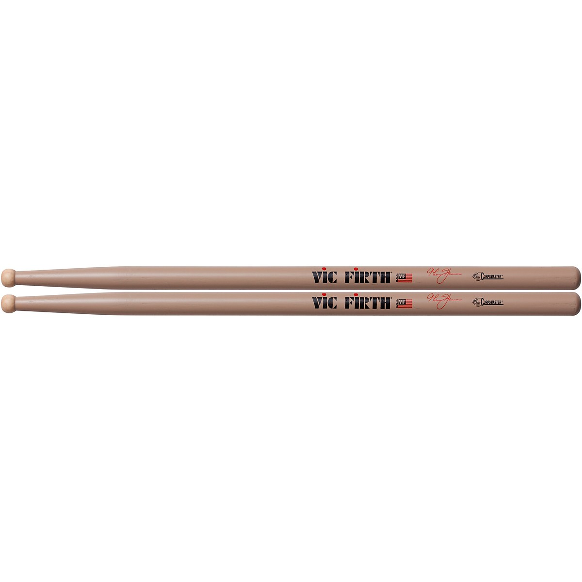 Vic Firth Thom Hannum Corpsmaster Marching Drumsticks