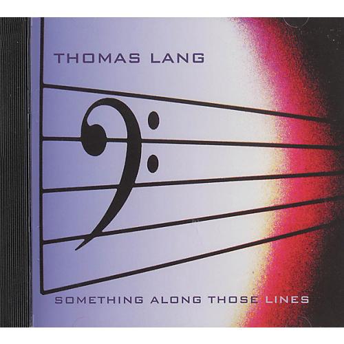 Hudson Music Thomas Lang Something Along Those Lines CD