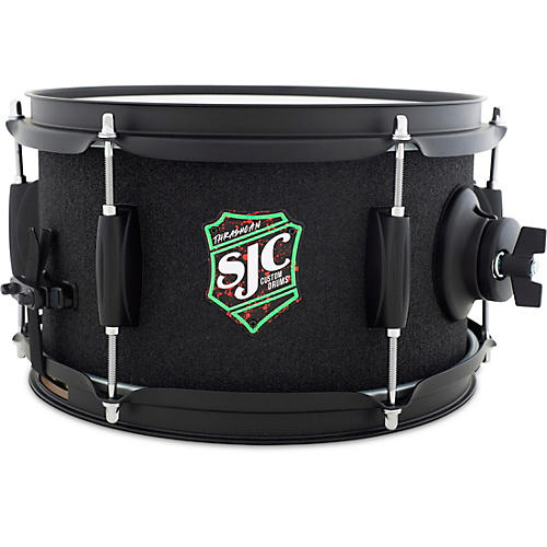 SJC Drums Thrash Can Side Snare With Grip Tape Wrap