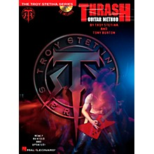 Hal Leonard Thrash Guitar Method (Book/Online Audio)