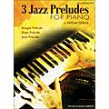 Willis Music Three Jazz Preludes for Piano - Boogie, Blues, Jazz Mid-Intermediate Level thumbnail