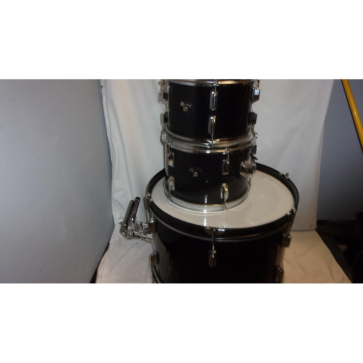 Rogers Three Piece Drum Kit