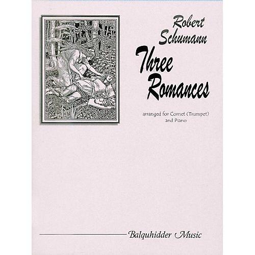 Carl Fischer Three Romances Book