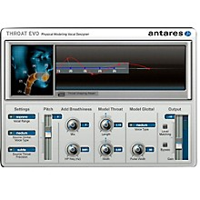 Antares Throat EVO (VST/ AU/ RTAS) Software Download