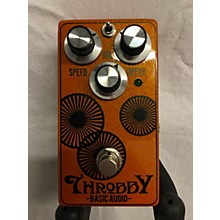 Basic Audio Throbby Effect Pedal