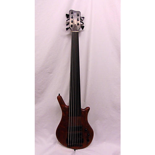 used warwick thumb 7 string bolt on fretless electric bass guitar guitar center. Black Bedroom Furniture Sets. Home Design Ideas