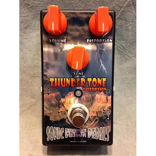 Thunder Tone Distortion Effect Pedal