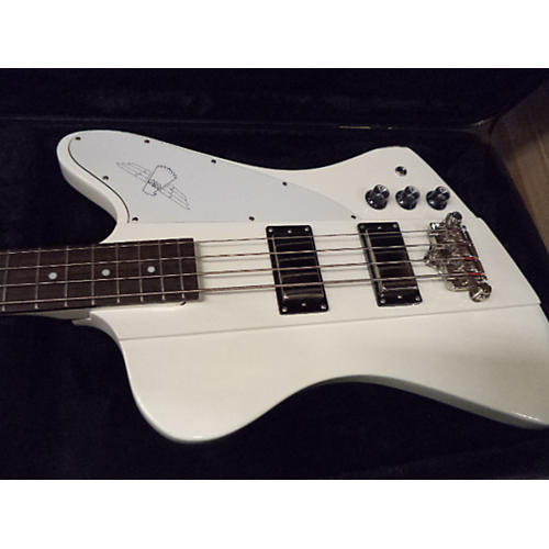 Epiphone Thunderbird IV Alpine White Electric Bass Guitar