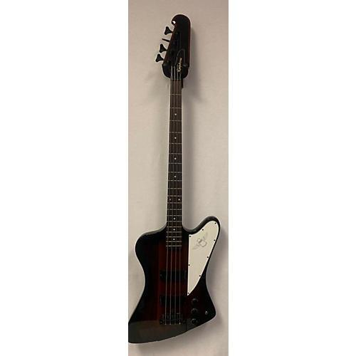 used epiphone thunderbird iv electric bass guitar brown sunburst guitar center. Black Bedroom Furniture Sets. Home Design Ideas