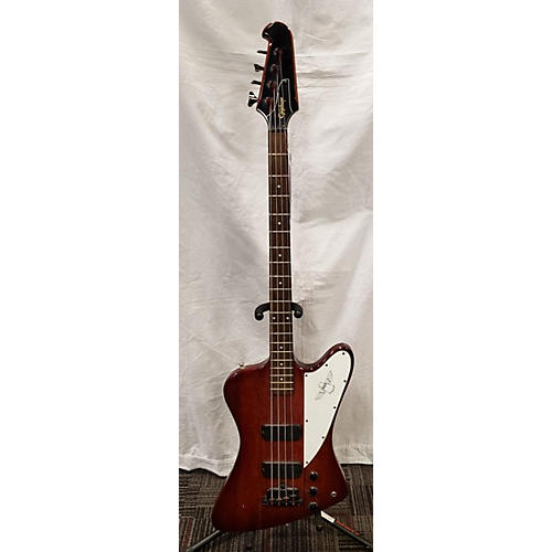 used epiphone thunderbird iv electric bass guitar cherry guitar center. Black Bedroom Furniture Sets. Home Design Ideas