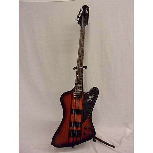 used epiphone thunderbird pro iv electric bass guitar sunburst guitar center. Black Bedroom Furniture Sets. Home Design Ideas