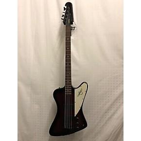 used epiphone thunderbird pro iv electric bass guitar tobacco sunburst guitar center. Black Bedroom Furniture Sets. Home Design Ideas