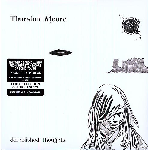 Alliance Thurston Moore - Demolished Thoughts