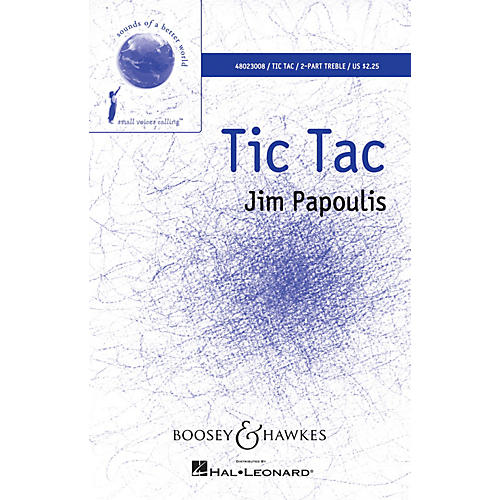 Boosey and Hawkes Tic Tac UNIS/2PT composed by Jim Papoulis