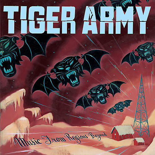 Alliance Tiger Army - Music from Regions Beyond