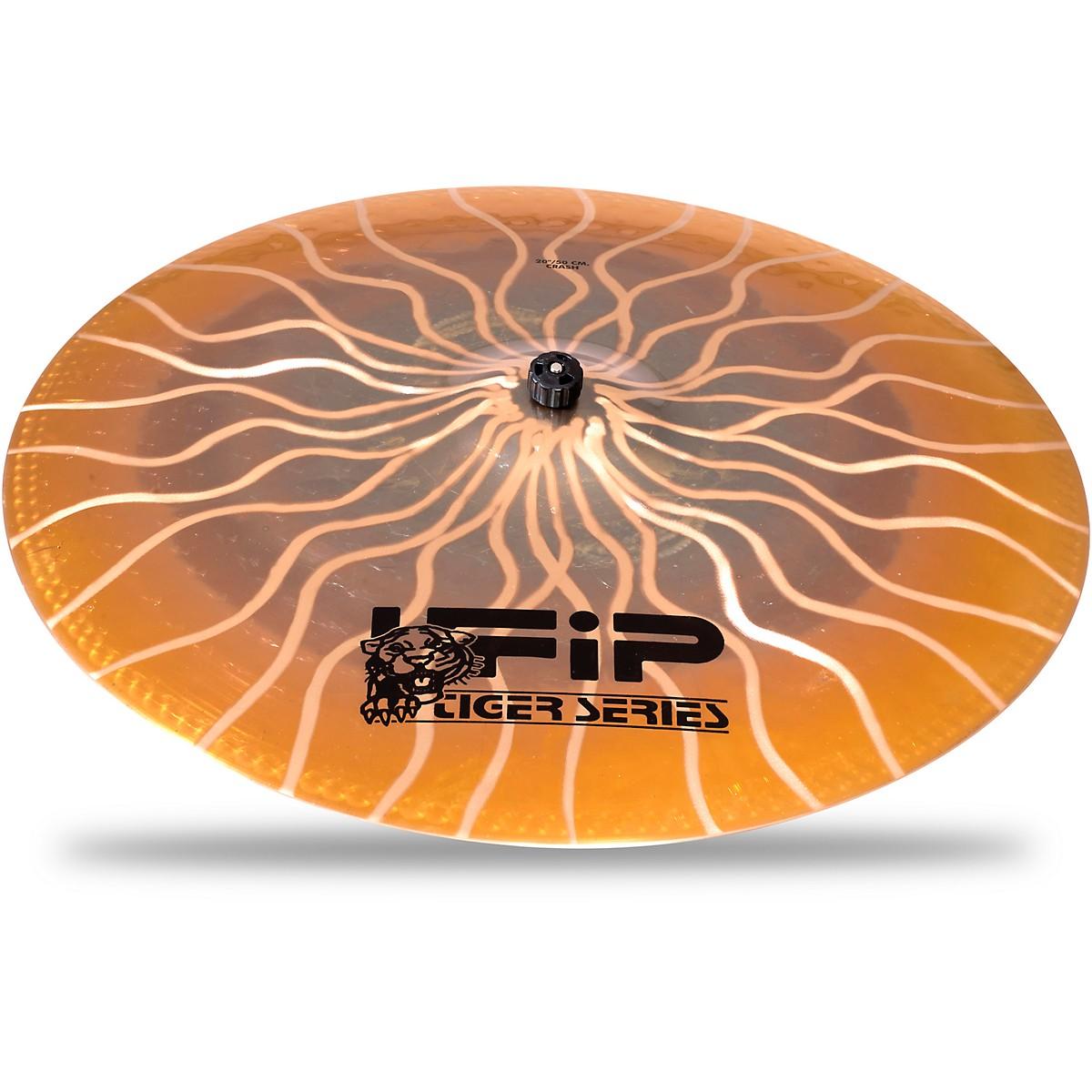 UFIP Tiger Series Crash Cymbal