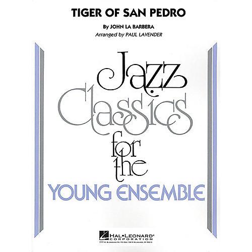 Hal Leonard Tiger of San Pedro Jazz Band Level 3 Arranged by Paul Lavender