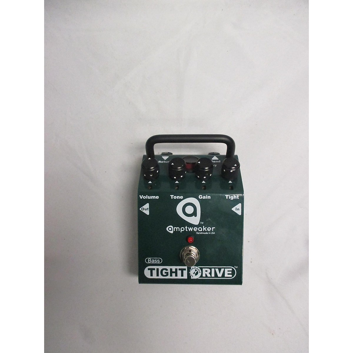 Amptweaker Tight Drive Bass Effect Pedal
