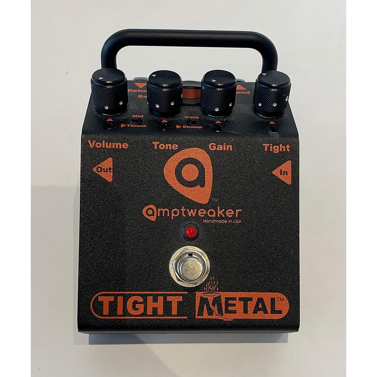 Amptweaker Tight Metal Effect Pedal