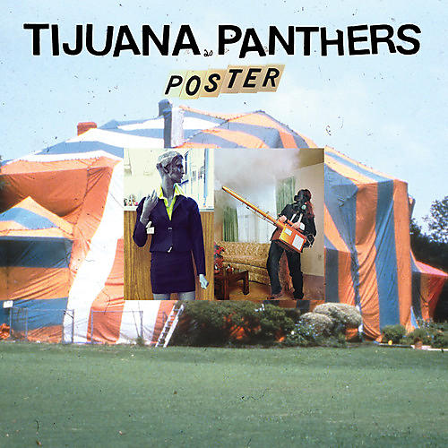 Alliance Tijuana Panthers - Poster