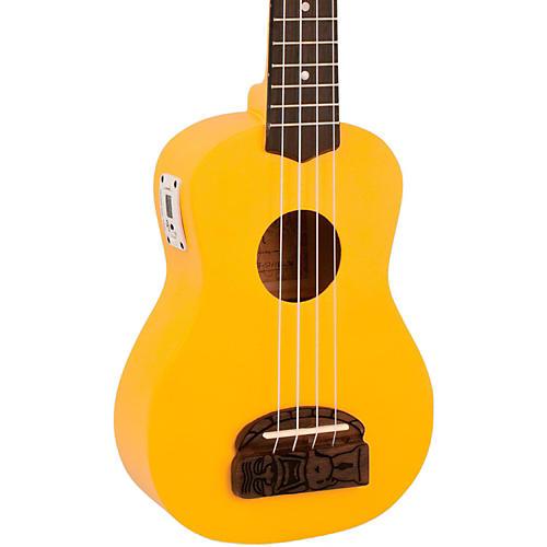 Kohala Tiki Soprano Ukulele With Tuner Guitar Center
