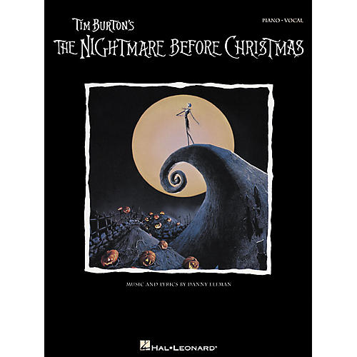 Hal Leonard Tim Burton's the Nightmare Before Christmas