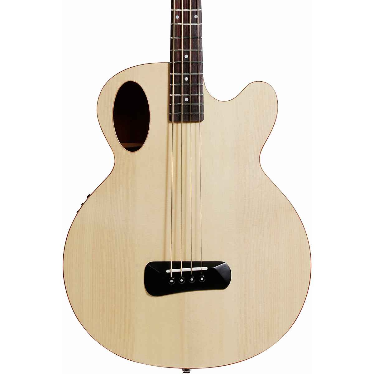 Spector Timbre Series Acoustic Bass Guitar with Gig Bag