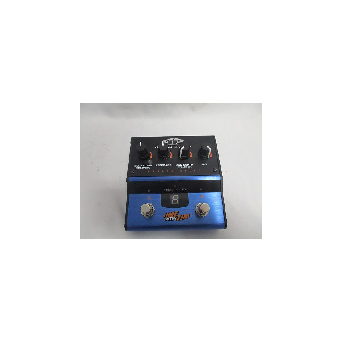 Decibel Eleven Time After Time Effect Pedal