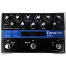 Eventide Time Factor Twin Delay Effect Pedal