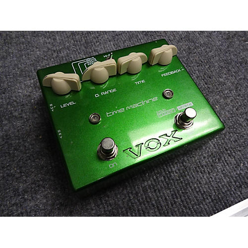 Vox Time Machine Delay Effect Pedal
