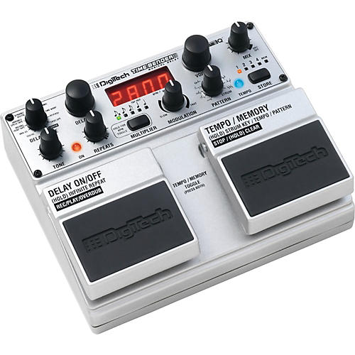 Digitech TimeBender Delay Guitar Effects Pedal