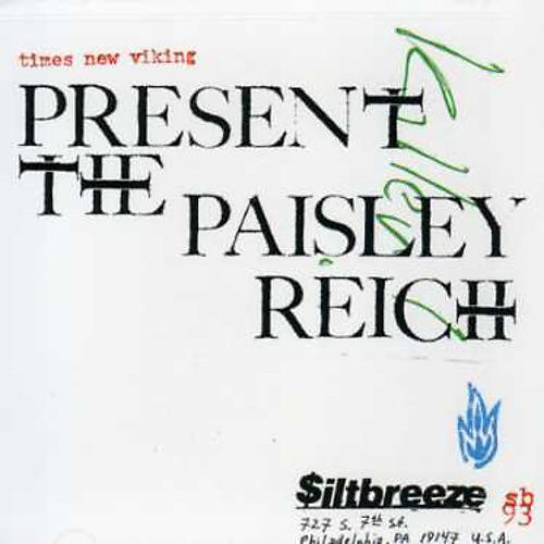 Alliance Times New Viking - Paisley Reich