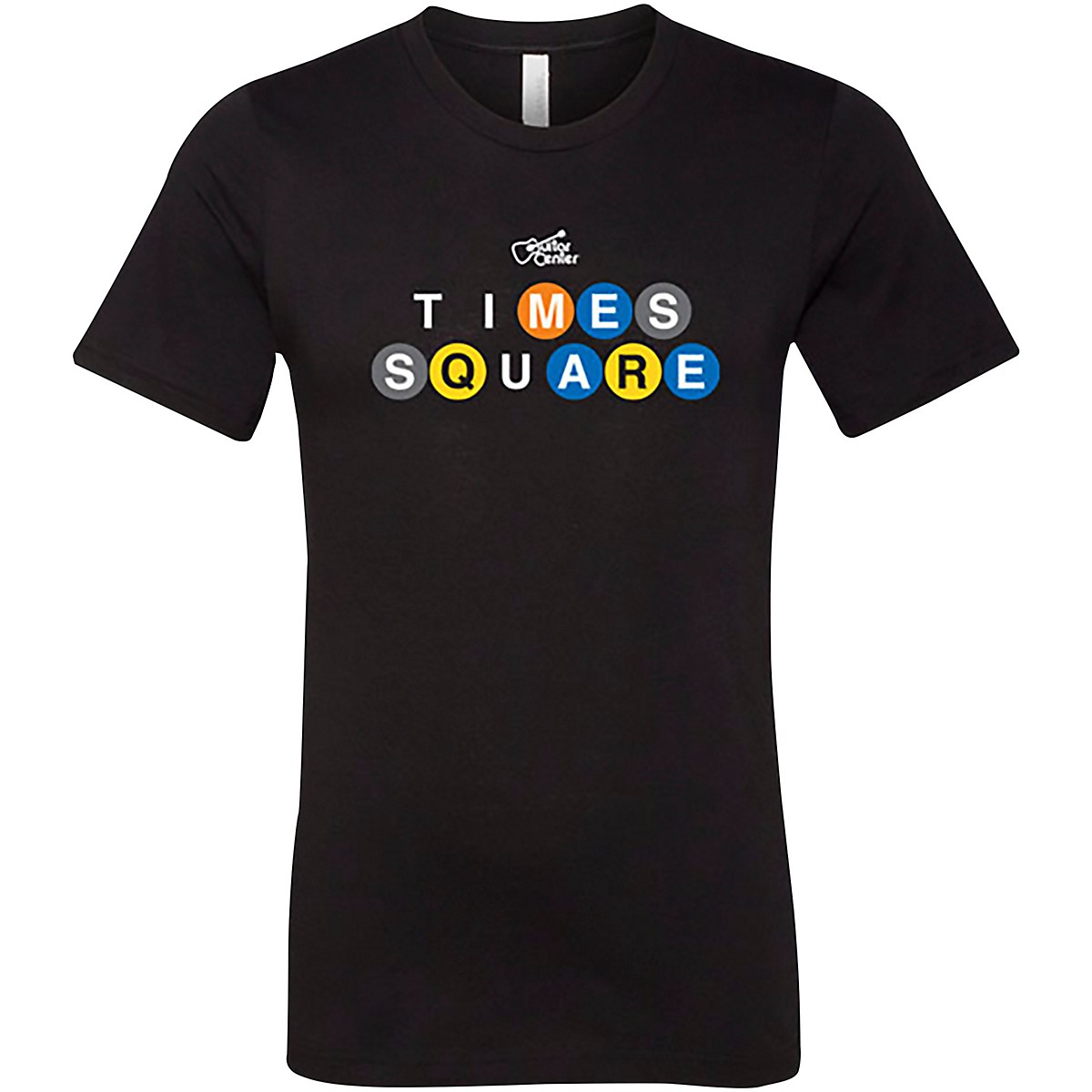 Guitar Center Times Square Metro Sign T-Shirt