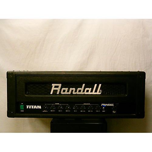 Randall Titan Solid State Guitar Amp Head