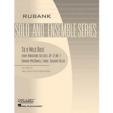 Rubank Publications To a Wild Rose, Op. 51, No. 1 Rubank Solo/Ensemble Sheet Series Arranged by G. Aller