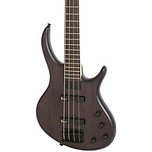 Toby Deluxe-IV Electric Bass Transparent Black