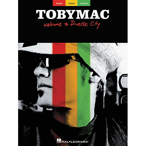 Hal Leonard Toby Mac - Welcome to Diverse City Piano/Vocal/Guitar Songbook