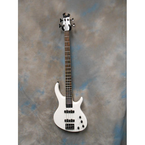 In Store Used Toby White Electric Bass Guitar
