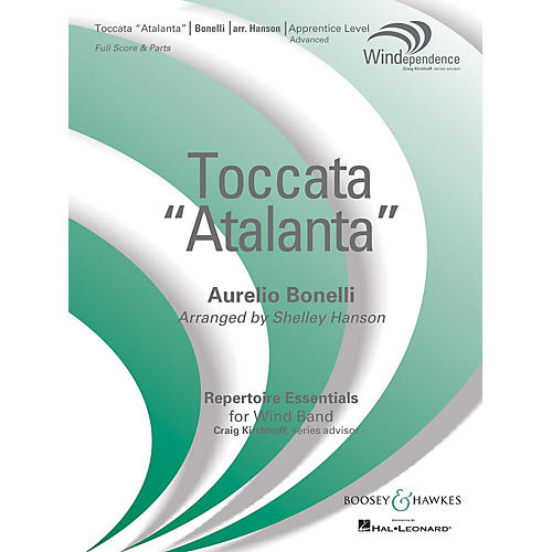 Boosey and Hawkes Toccata (