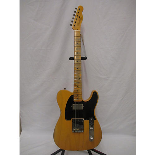 Fender Todd Krause Masterbuilt 1952 Telecaster Relic Solid Body Electric Guitar