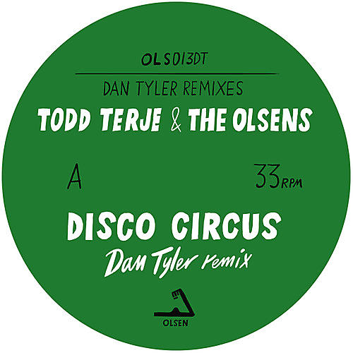 Alliance Todd Terje & Olsens - Dan Tyler Remixes