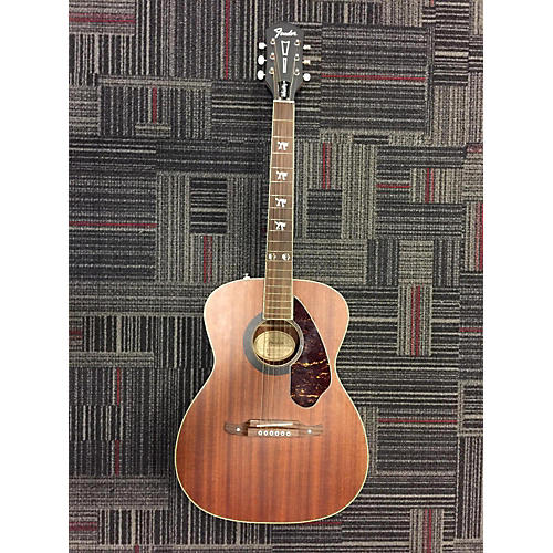 Fender Tom Armstrong Hellcat Acoustic Electric Guitar