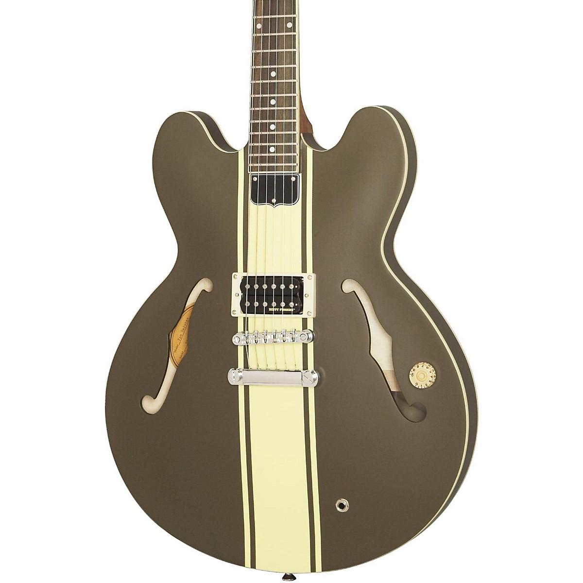 Epiphone Tom Delonge Signature ES-333 Semi-Hollow Electric Guitar