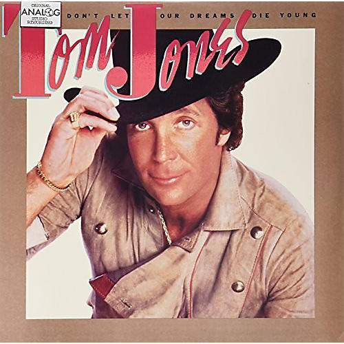 Alliance Tom Jones - Don't Let Our Dreams Die Young