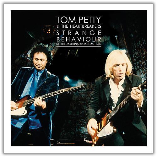 MVD Tom Petty - Strange Behaviour Vinyl LP
