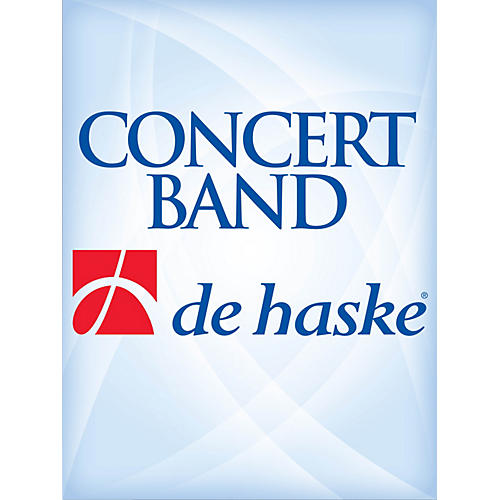 De Haske Music Tom Sawyer Suite Score Only Concert Band