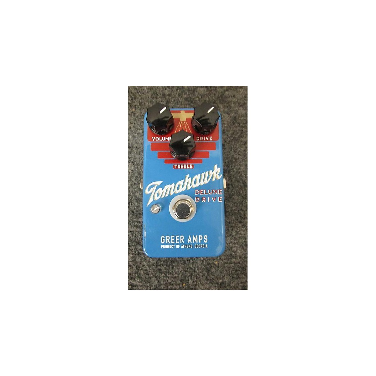 Greer Amplification Tomahawk Effect Pedal